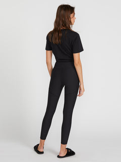 Lived In Lounge Leggings - Black (B1241902_BLK) [B]