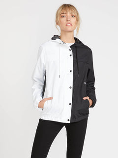 Enemy Stone Jacket - Black White (B1511800_BWH) [1]