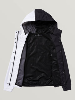 Enemy Stone Jacket - Black White (B1511800_BWH) [2]