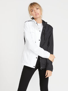 Enemy Stone Jacket - Black White (B1511800_BWH) [F]