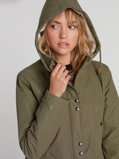 Walk On 5K Parka - Army Green Combo (B1531950_ARC) [3]
