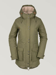 Walk On 5K Parka - Army Green Combo (B1531950_ARC) [F]