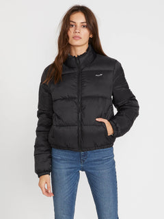 Puffs N Stuf Rev Jacket - Black (B1541901_BLK) [1]