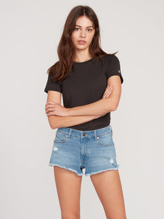 STONEY STRETCH SHORT (B1921906_REL) [F]