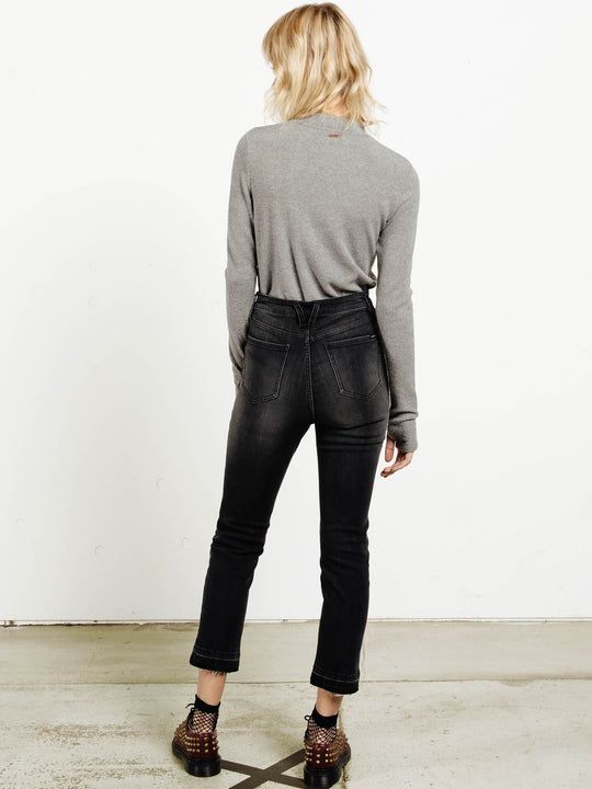 High Rise Lady Jeans