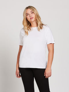 One Of Each Bf Tee - White (B3521909_WHT) [21]
