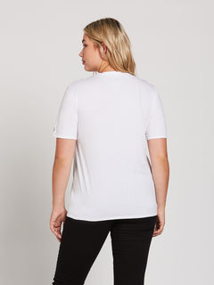 One Of Each Bf Tee - White (B3521909_WHT) [22]