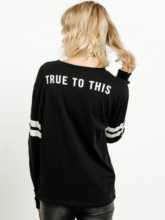 Arm Candy Long Sleeve Tee