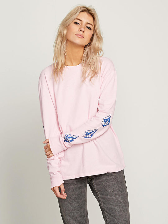 Arm Me Brat Long Sleeve Tee