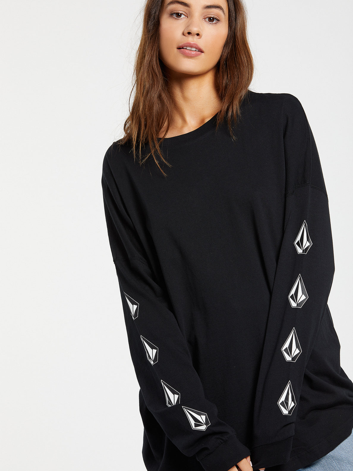 Deadly Stones Long Sleeve - Black (B3632002_BLK) [29]