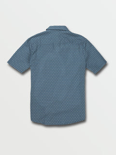 Big Boys Milton Short Sleeve Top - Horizon Blue (C0432006_HZN) [B]