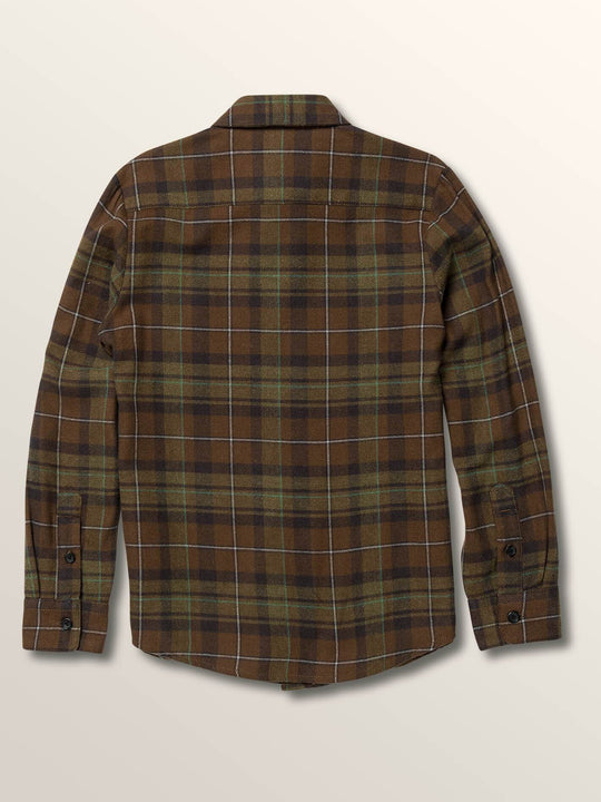 Big Boys Lumberg Long Sleeve Flannel
