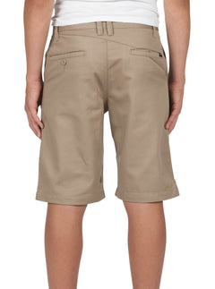Big Boys Frickin Chino Shorts - Khaki
