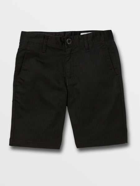 Big Boys Frickin Chino Short - Black