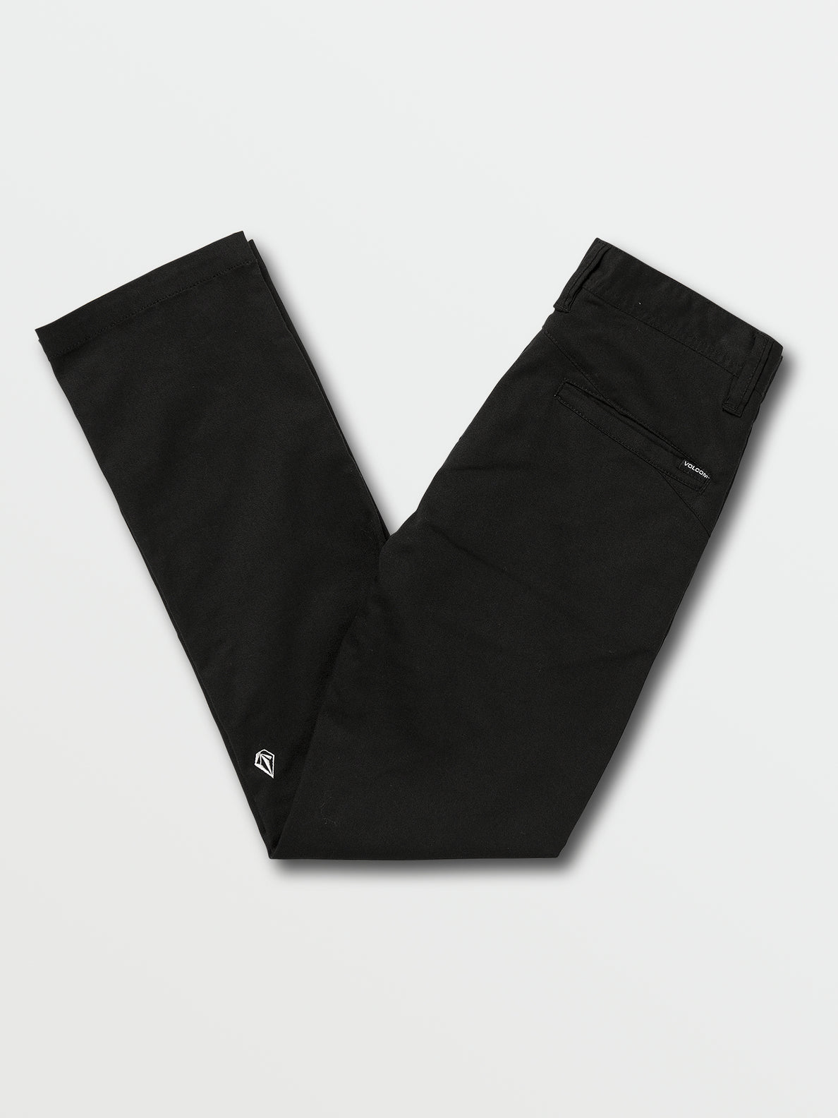 Big Boys Frickin Modern Stretch Pants - Black (C1111601_BLK) [B]