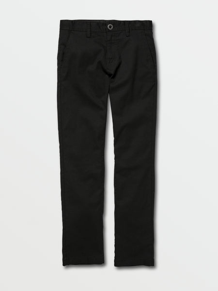 Big Boys Frickin Modern Stretch Pants - Black