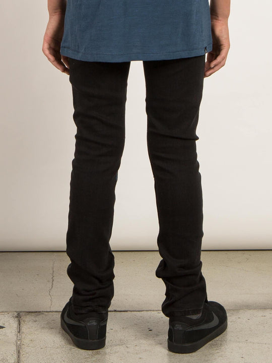 Big Boys Solver Modern Tapered Jeans