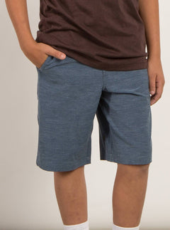 Big Boys Surf N' Turf Frickin Static Hybrid Shorts