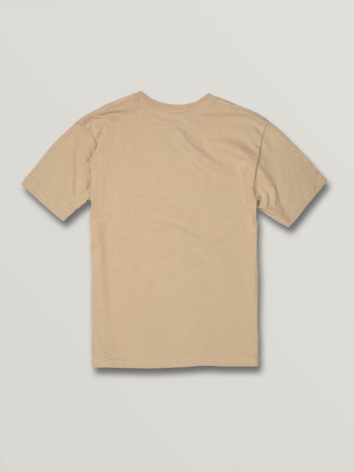 Big Boys Crisp Stone Short Sleeve Tee - Sand