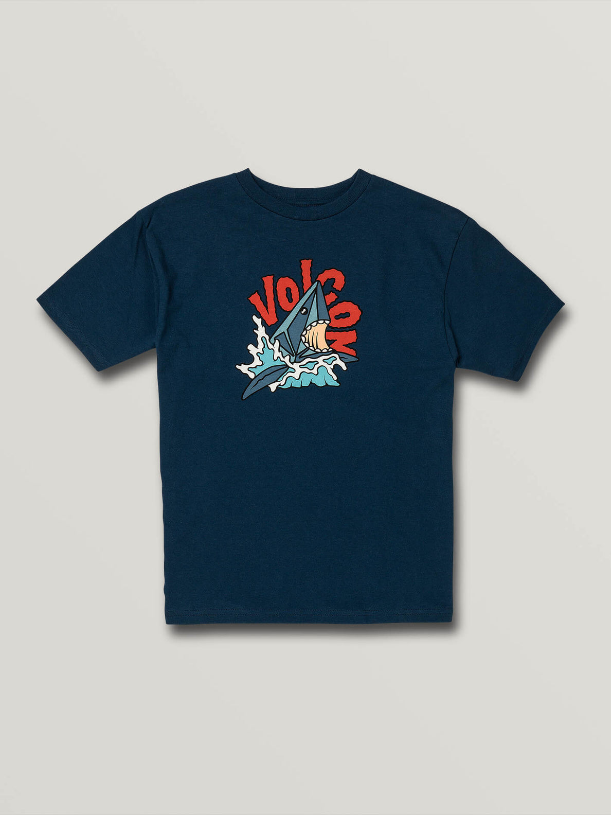 SHARKISH S/S T YOUTH (C3512031_HRB) [F]