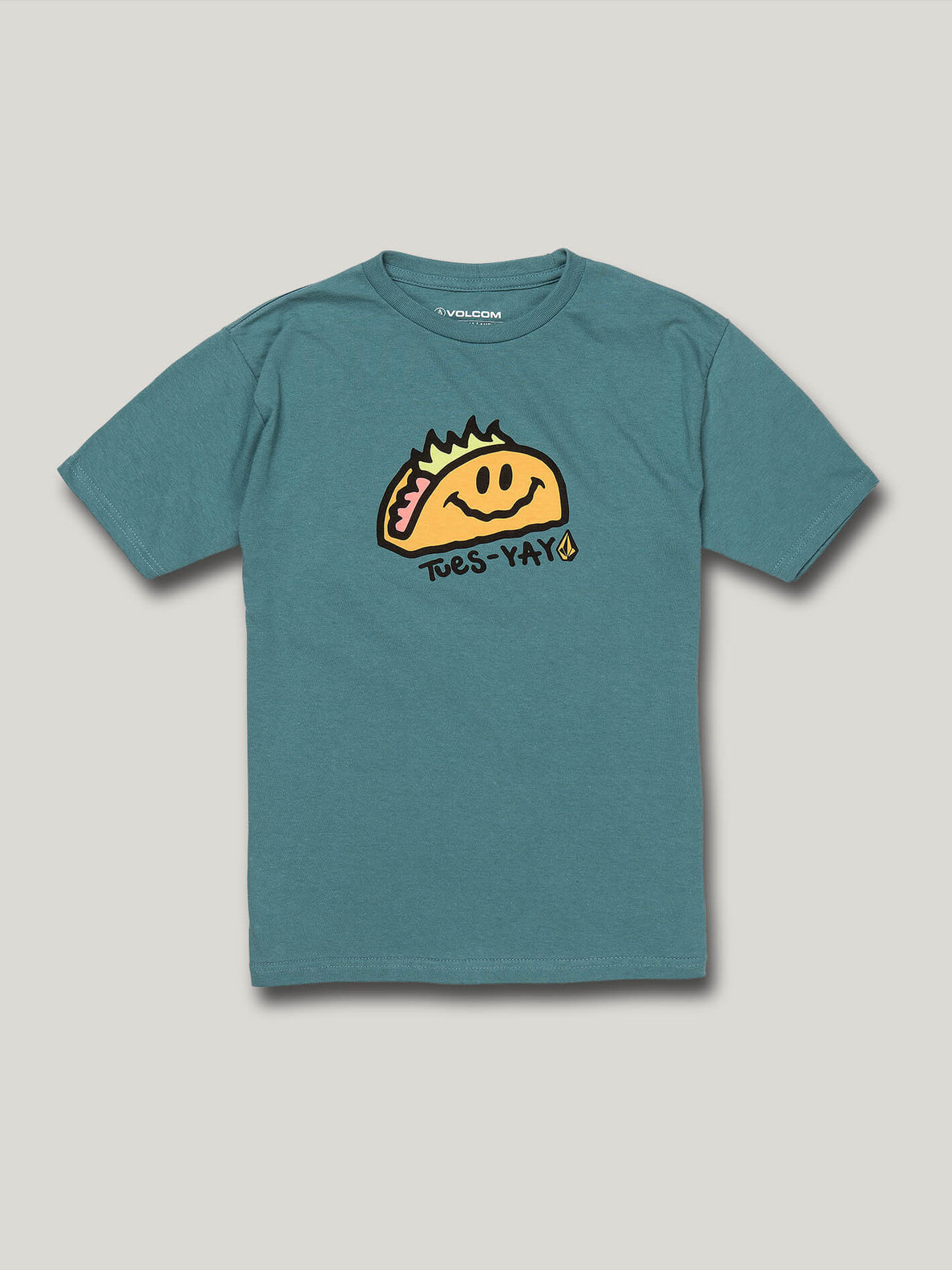 TUES YAY S/S TEE YOUTH (C3522031_HYD) [F]