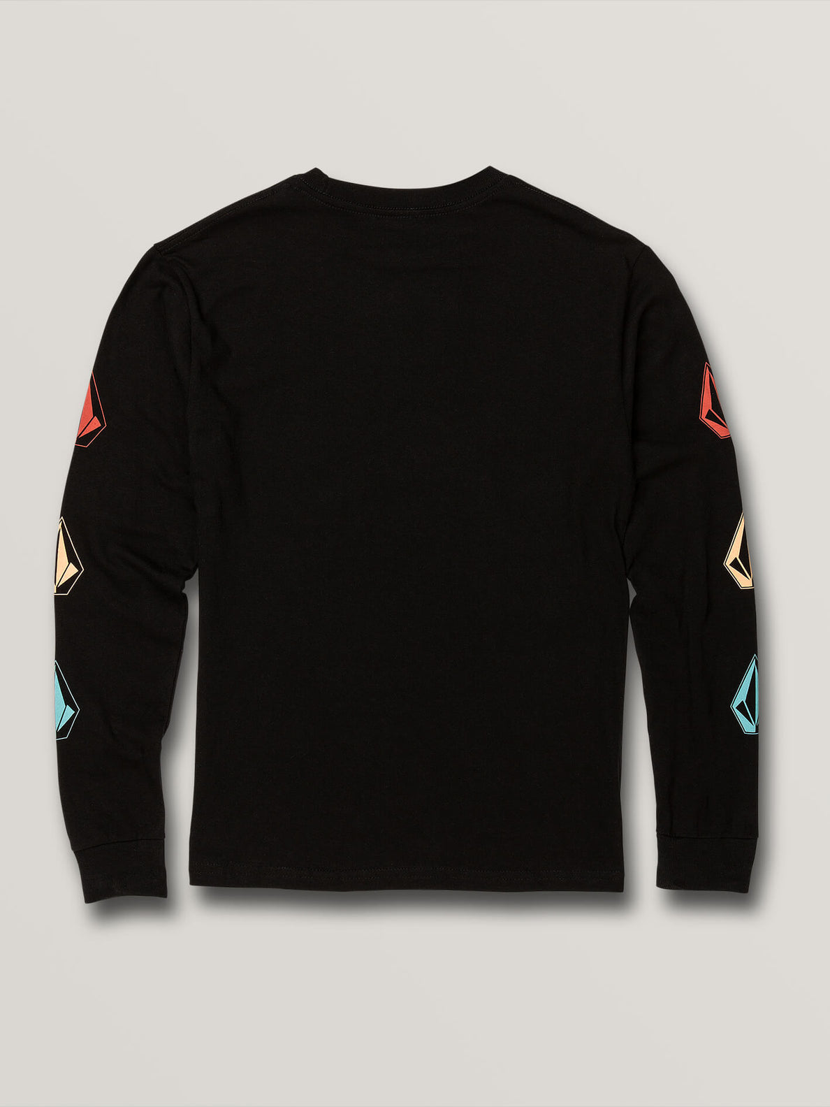 DEADLY STONES L/S TEE YOUTH (C3631702_BKB) [B]
