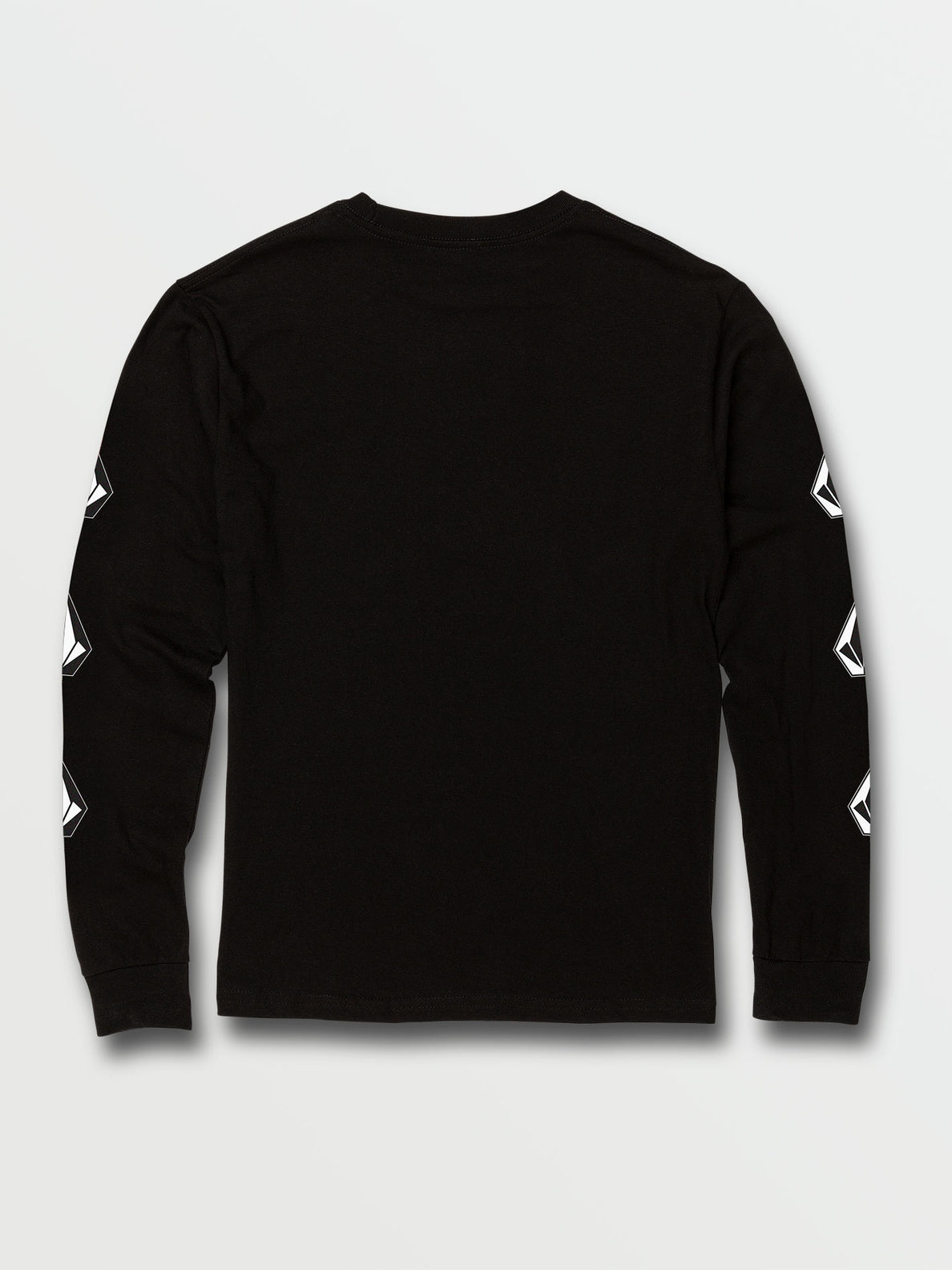 Big Boys Deadly Stones Long Sleeve Tee - Black (C3631702_BLK) [B]