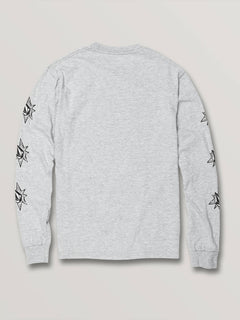 Big Boys Familystoneslong Sleeve Teeyouth - Athletic Heather (C3631907_ATH) [B]