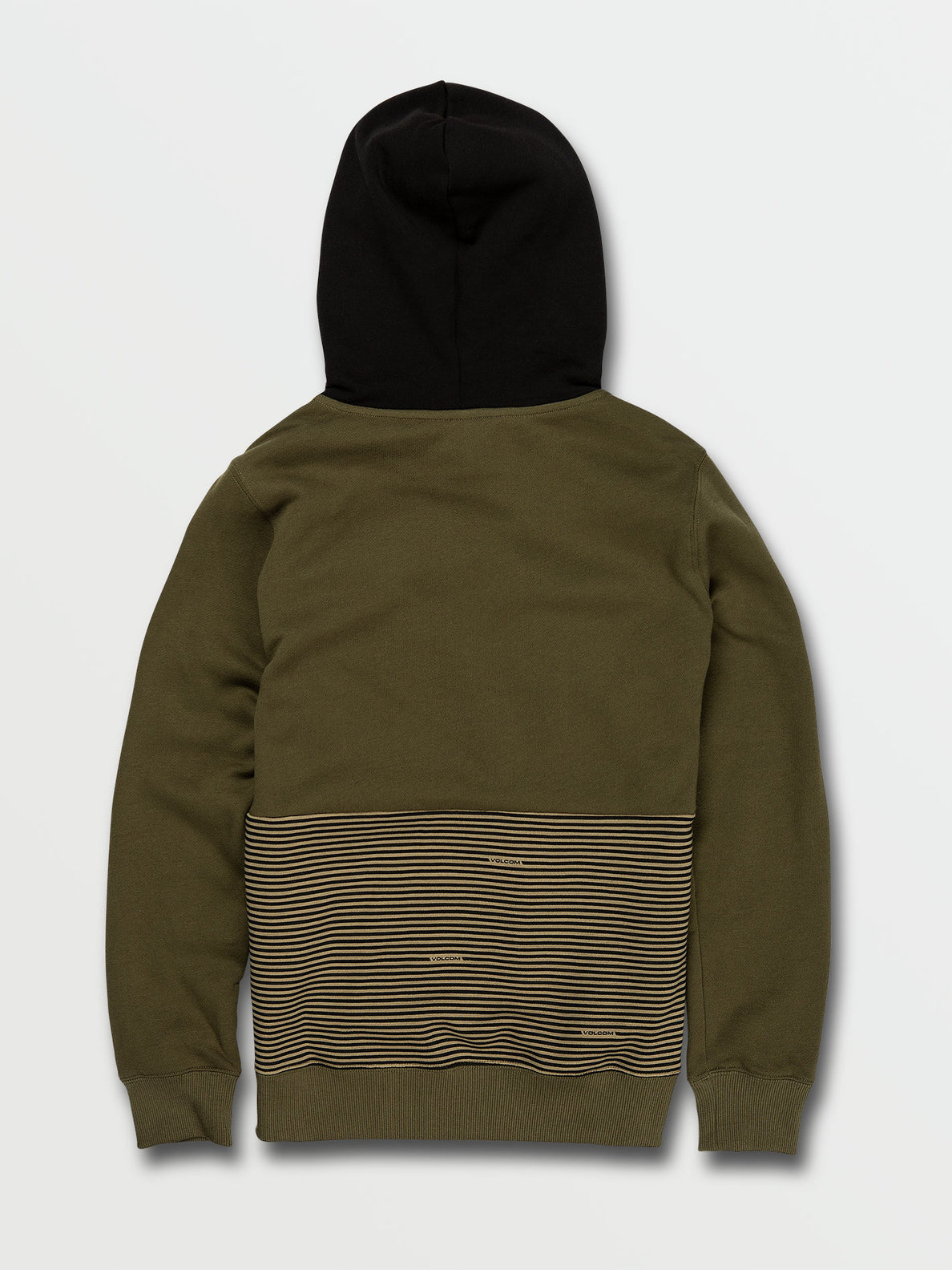Big Boys Forzee Pullover Fleece - Military (C4132001_MIL) [B]