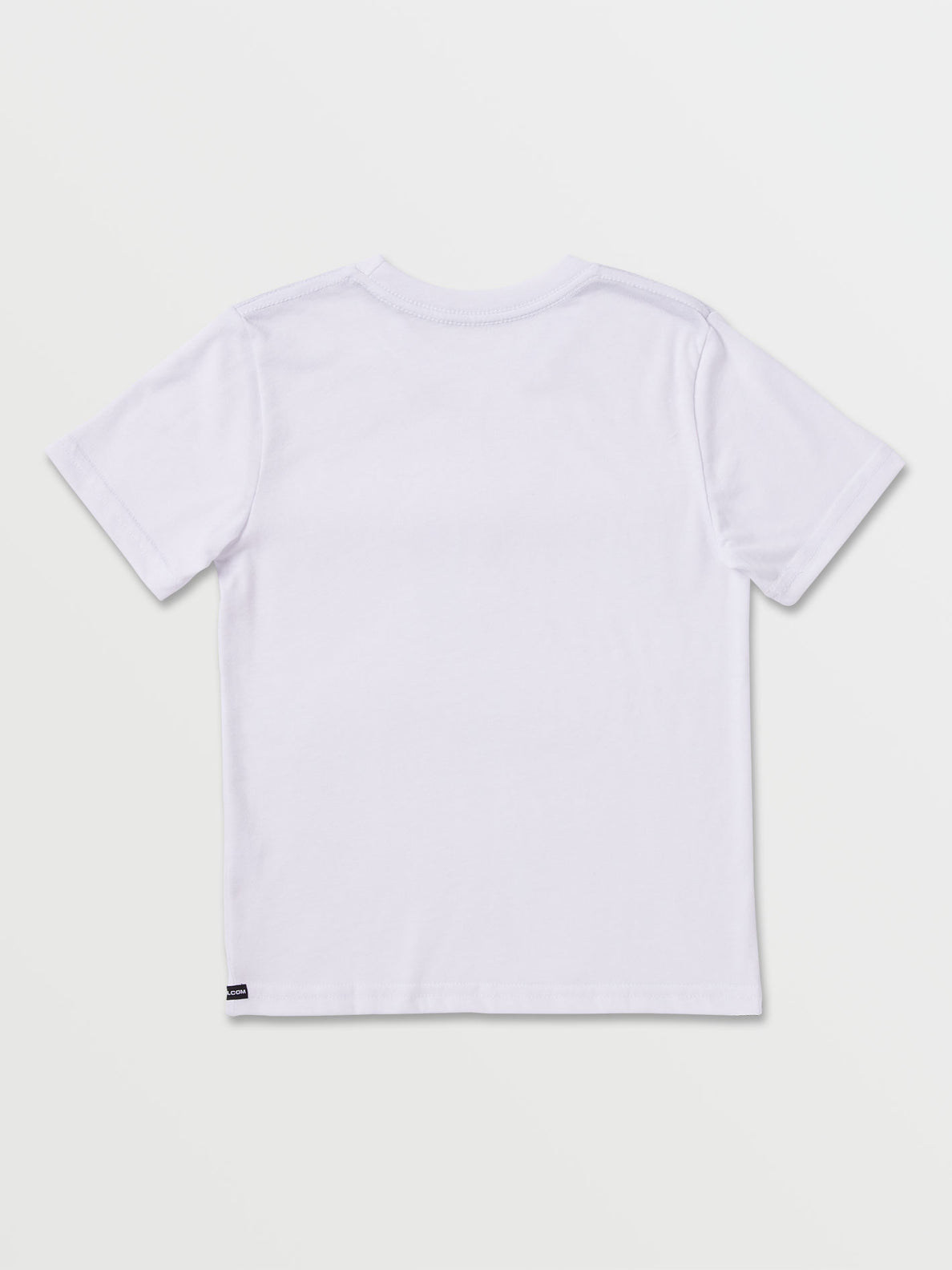 Big Boys Sequester Short Sleeve Tee - White (C5732030_WHT) [B]