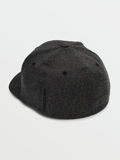Full Stone Heather XFit Hat - Charcoal Heather (D5511588_CHH) [B]
