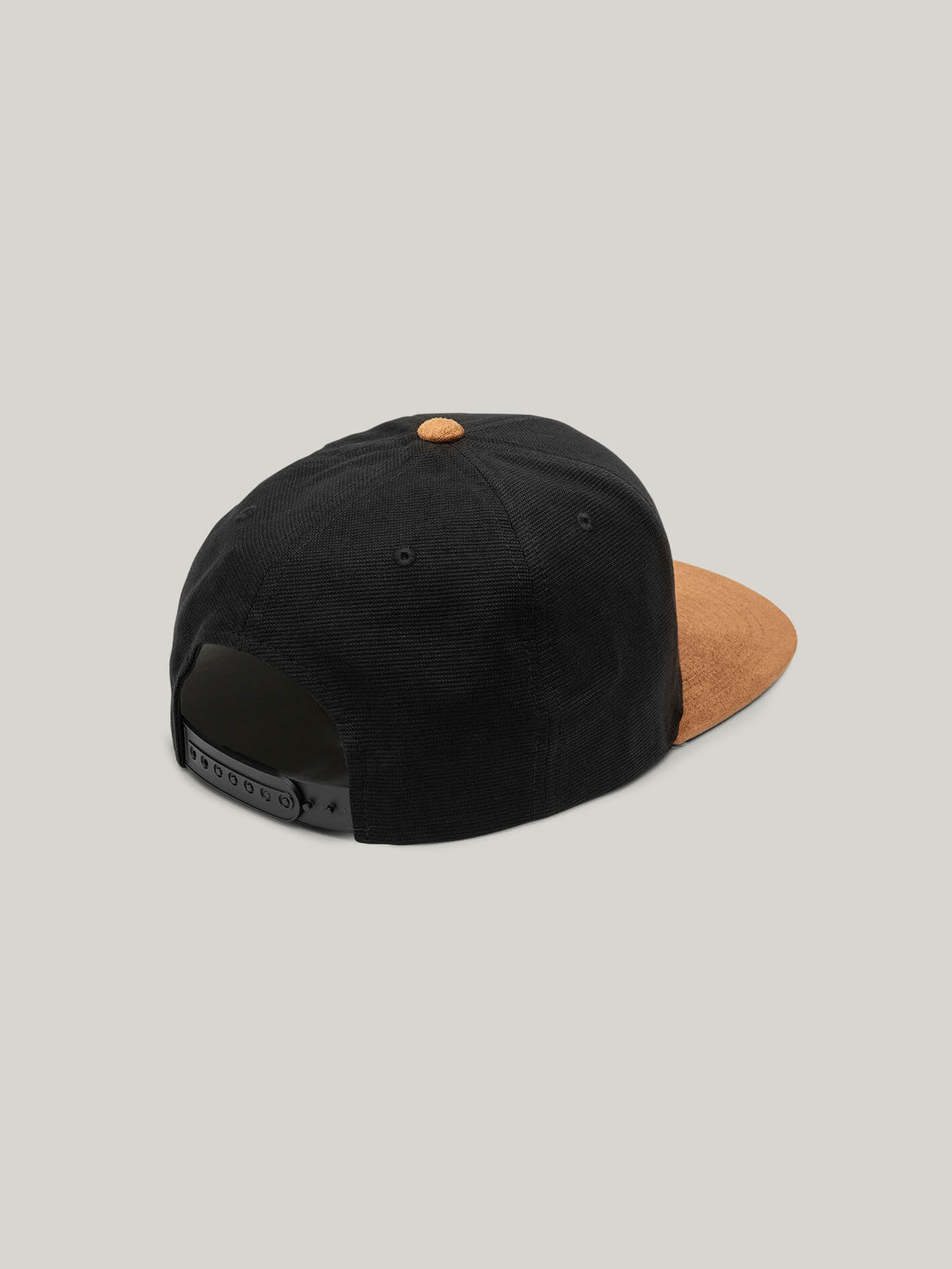Quarter Fabric Hat (D5531413_BRU) [B]