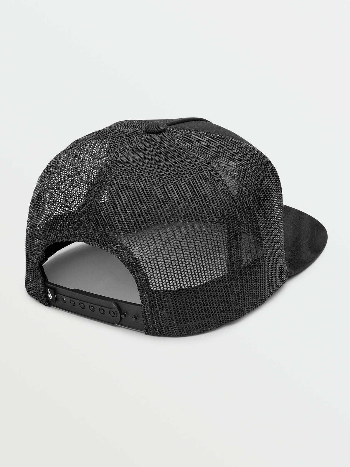 Box Stone Cheese Hat - Black (D5541900_BLK) [B]