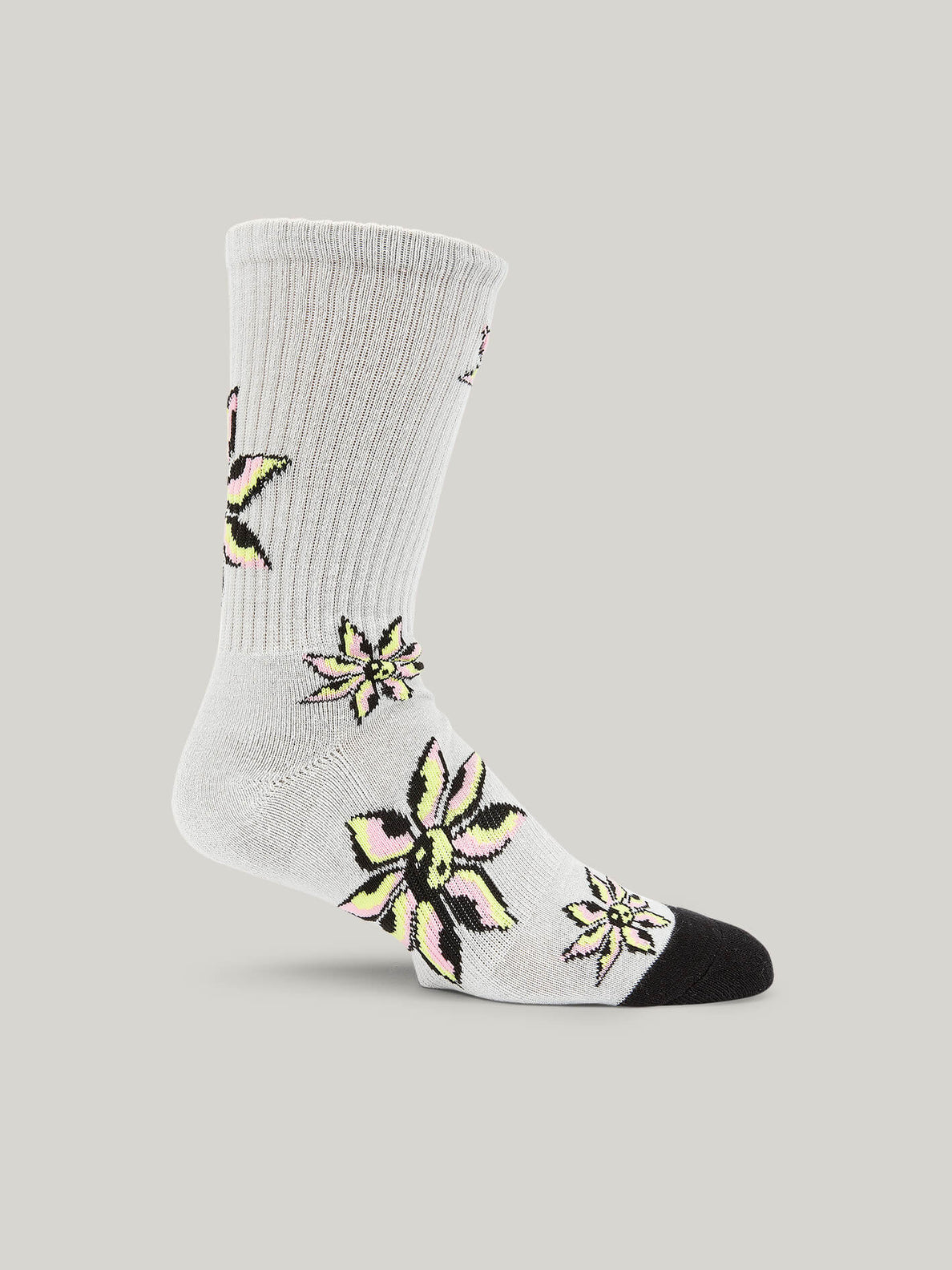 BURCH SOCK - TOWER GREY (D6322001_TWR) [B]