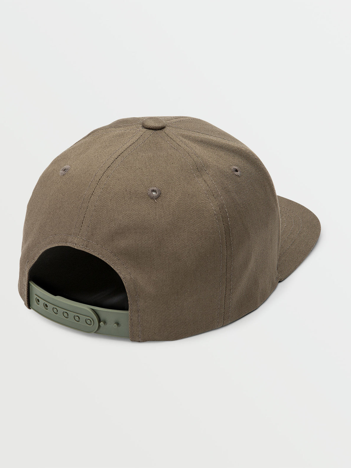Big Boys Quarter Snapback Hat - Military (F5511561_MIL) [B]