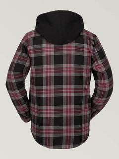 FIELD INS. FLANNEL (G0252000_RED) [B]