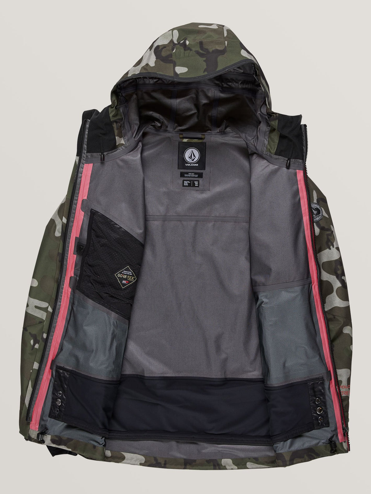 Mens Owl 3-In-1 Gore-Tex Jacket - Gi Camo - 2019