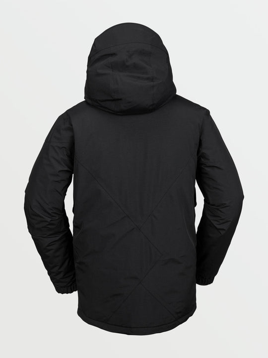L INS GORE-TEX JACKET - BLACK (G0452103_BLK) [B]