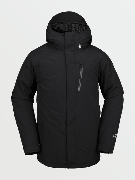L INS GORE-TEX JACKET - BLACK (G0452103_BLK) [F]