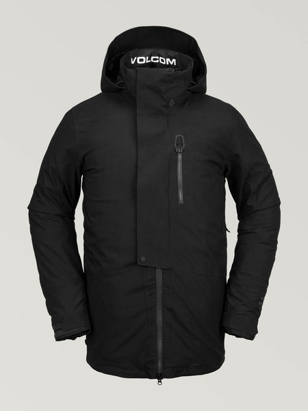 MENS BL STRETCH GORE-TEX JACKET - BLACK