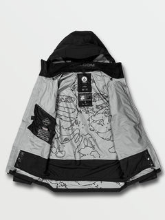 GUCH STRETCH GORE JKT - BLACK (G0652100_BLK) [08]