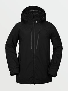 GUCH STRETCH GORE JKT - BLACK (G0652100_BLK) [F]