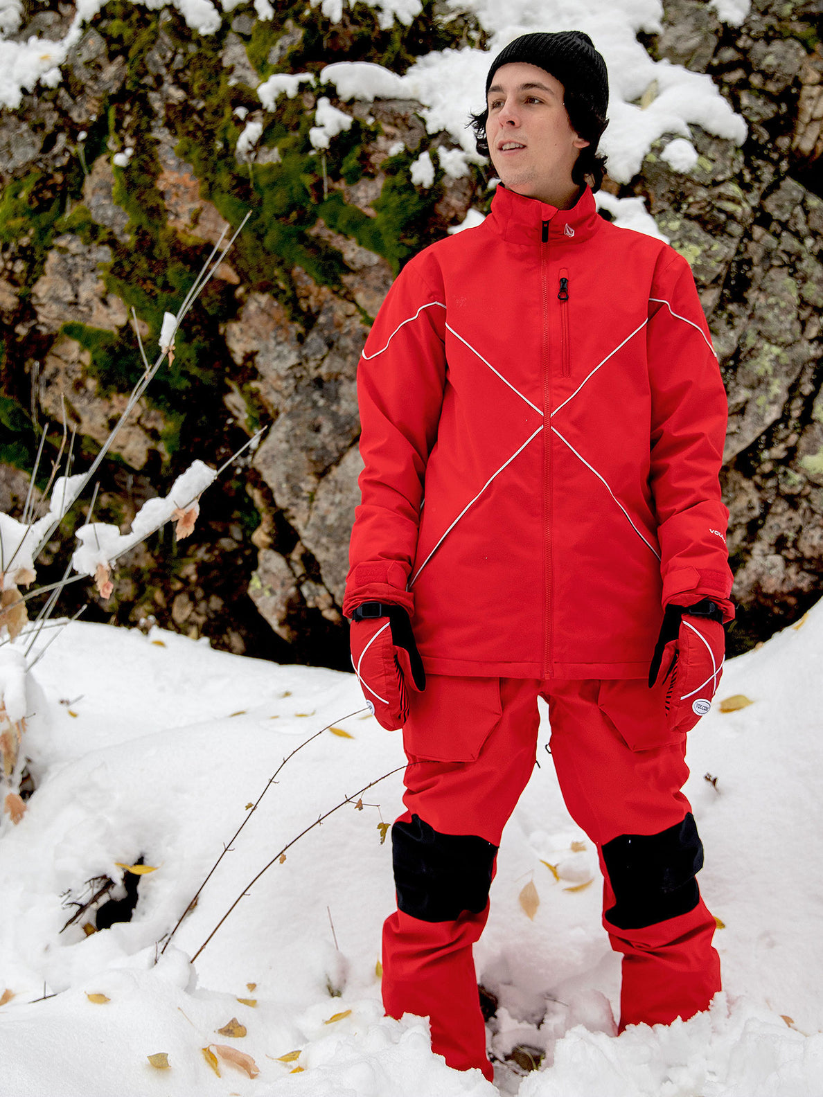 NO HOOD X JACKET - RED (G0652114_RED) [001]
