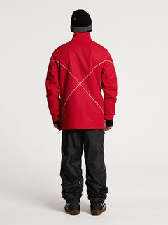 NO HOOD X JACKET - RED (G0652114_RED) [03]