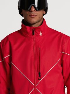 NO HOOD X JACKET - RED (G0652114_RED) [04]