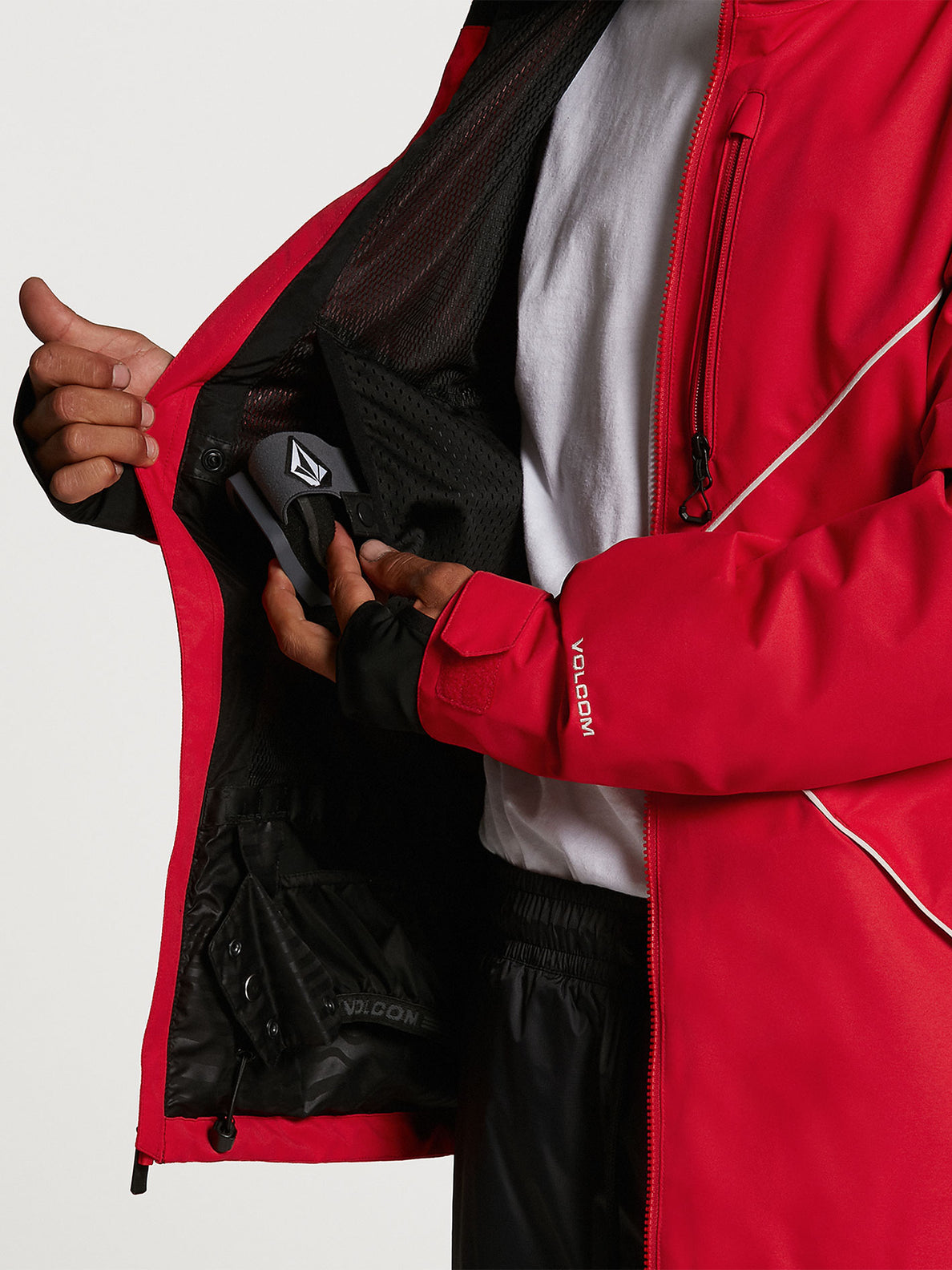 NO HOOD X JACKET - RED (G0652114_RED) [08]