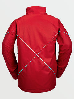 NO HOOD X JACKET - RED (G0652114_RED) [B]