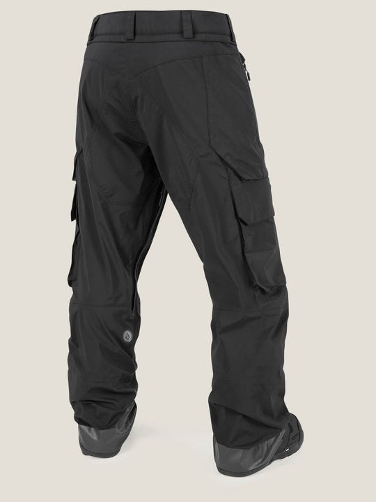 Td2 Gore-tex® Pant In Black, Back View