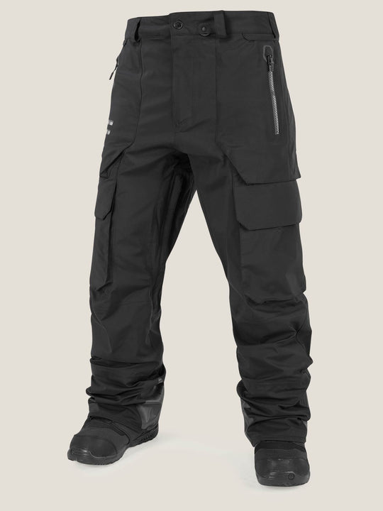 Td2 Gore-tex® Pant In Black, Front View