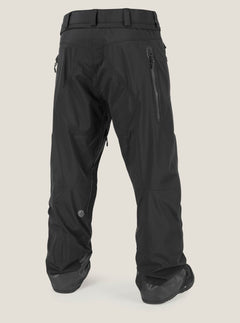Guide Gore-tex® Pant In Black, Back View